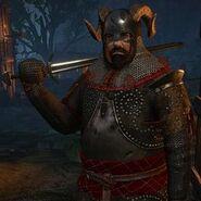 Clan an Craite warrior 3