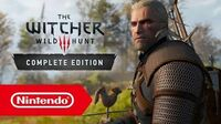 The Witcher 3 Wild Hunt Complete Edition – Tráiler del E3 2019 (Nintendo Switch)