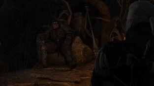 Imlerith in his throne