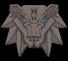 Znak cechowy Szkoły Niedźwiedzia