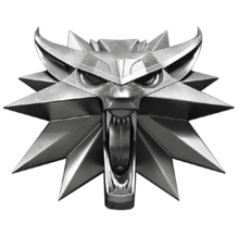 Medallón de la Escuela del Lobo