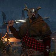 Clan an Craite warrior 1
