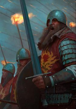 Soldados de la Orden - Gwent