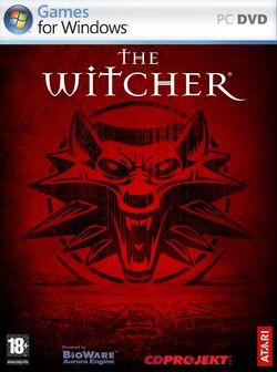 The Witcher Portada