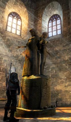 Estatua de Melitele