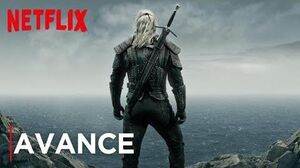 The Witcher Avance oficial Netflix