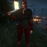 Clan an Craite warrior 2