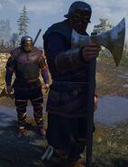 Clan Drummond warrior (2)