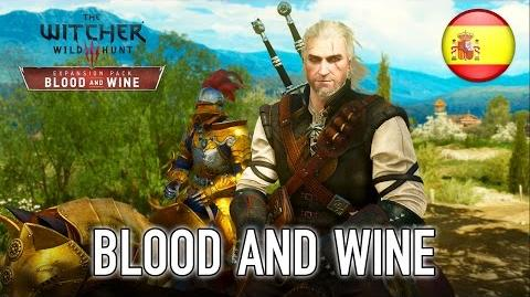 The Witcher 3 Wild Hunt - PS4 PC XB1 - Blood and Wine (teaser trailer) (Spanish)