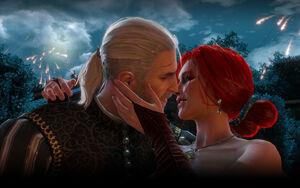 Romance Triss y Geralt