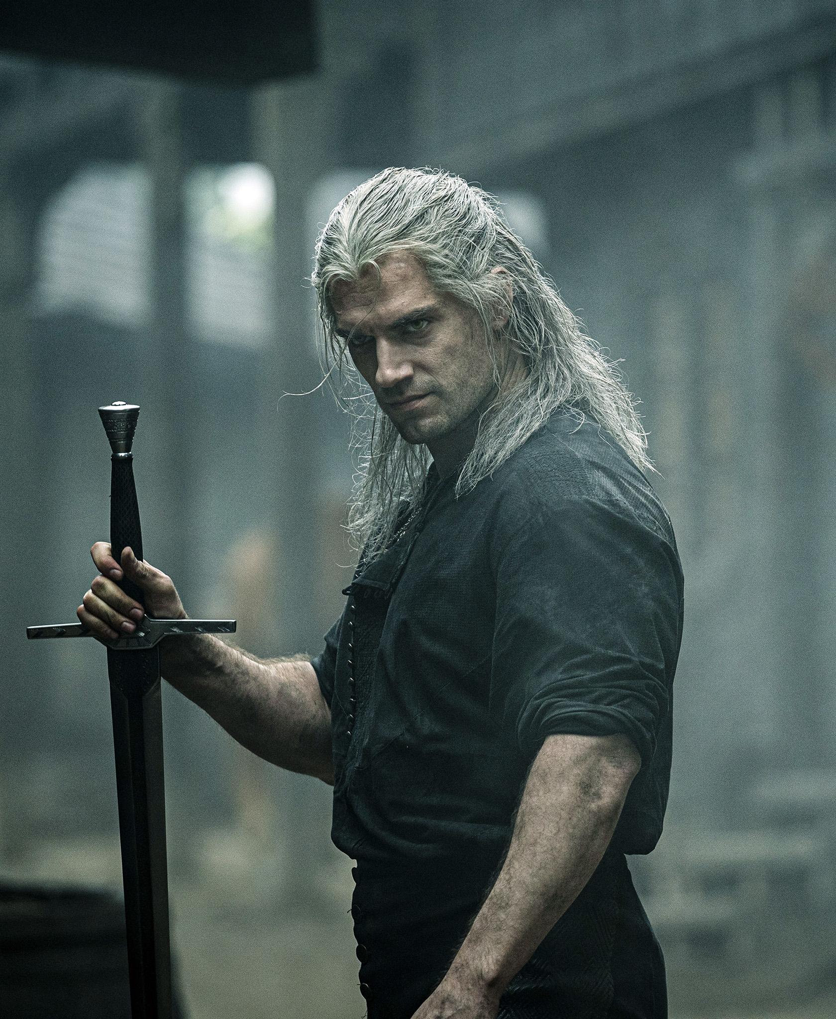 Resultado de imagen para Geralt de Rivia witcher