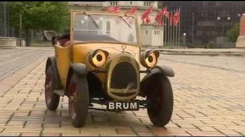 Brum and the Gorilla Caper
