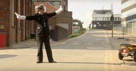 Traffic Policeman PIC