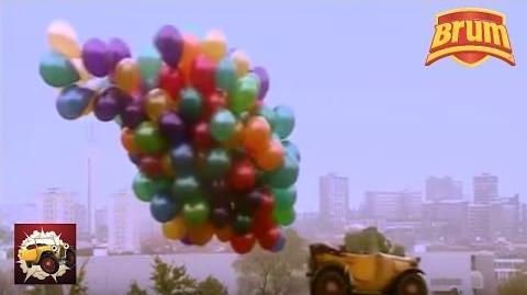 Brum 307 - BALLOONS - Full Episode