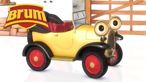 ★ Brum ★ Brum Learns Old Mac Donald Had A Farm - FULL EPISODE 3 HD - Kids Show
