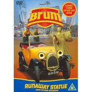 Runaway Statue DVD Cover