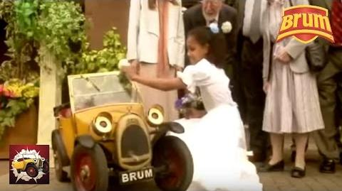 Brum and the Skateboarding Bride