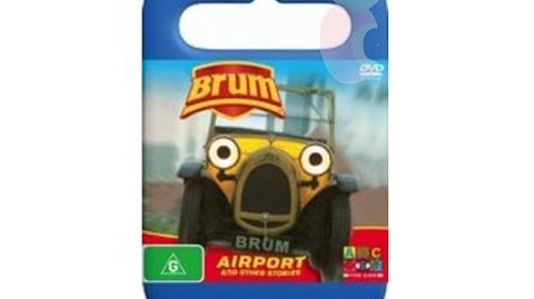 Brum Airport And Other Stories (Australian DVD)