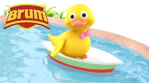 ★ Brum ★ A Surprise For Quack - - KIDS SHOW FULL EPISODE