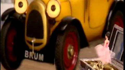 Brum and the Music Box