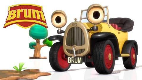 ★ Brum ★ Brum Plays I-Spy With Friend Moo The Cow - FULL EPISODE 2 HD - Kids Show