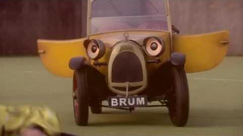 Brum 405 - FOOTBALL HERO - Kids Show Full Episode