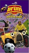 Soccer Hero VHS