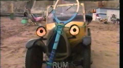 Brum At The Seaside (1991)