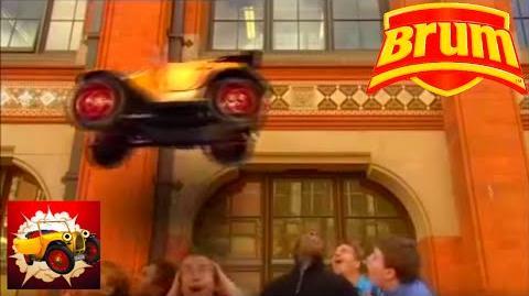 Brum 311 - CAKE GANG - Full Episode