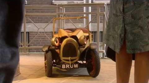 Brum and the Stolen Necklace