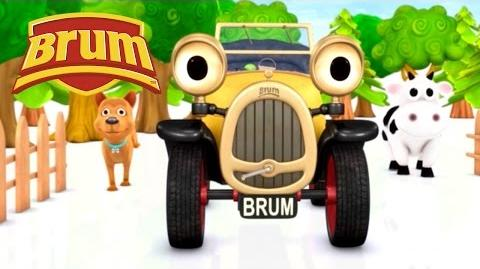 ★ Brum ★ Picnic In The Forest - KIDS SHOW FULL EPISODE