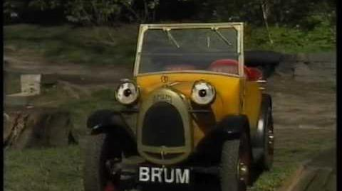 Brum - Series 2 Episode 8 - Brum and the Very Windy Day