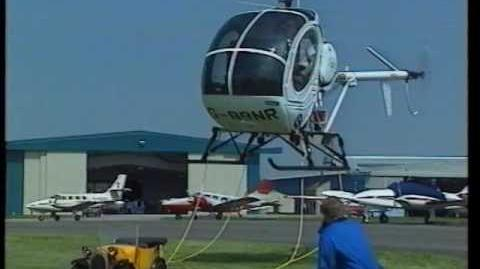 Brum - Series 2 Episode 1 - Brum and the Helicopter