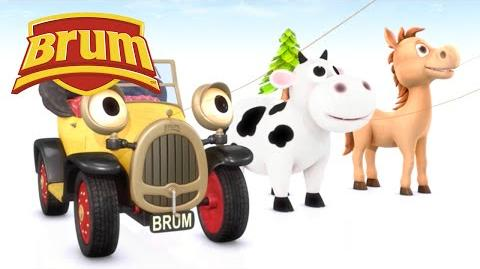 ★Brum★ Brum Flies a Kite - KIDS SHOW FULL EPISODE