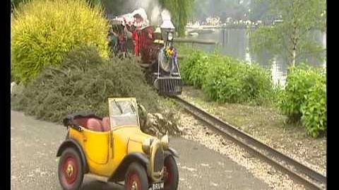 Brum and The Runaway Train