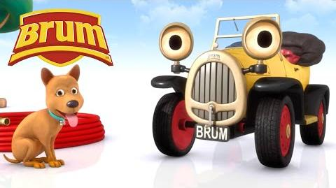 Brum ☆ Brum and the Naughty Dog - FULL 6 EPISODE HD - Kids Show