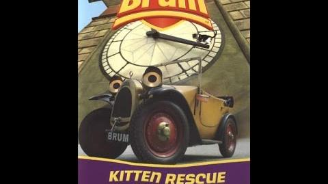 Brum Kitten Rescue And Other Stories (Australian DVD)