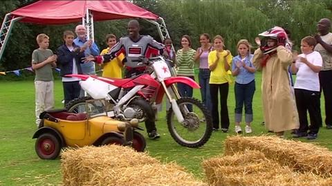 Brum and the Stunt Bike Rescue