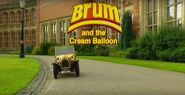 1 Brum and the Cream Balloon Title Card