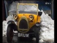 203 Brum Goes Ice Skating