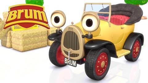 ★ Brum ★ Brum Plays 'Find The Shapes' - - KIDS SHOW FULL EPISODE