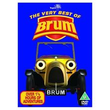 The Very Best Of Brum DVD Cover
