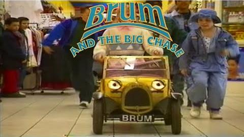 Brum and the Big Chase (1994)