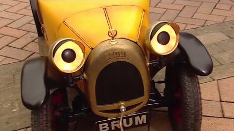 Brum and the Pickpocket