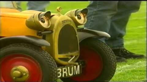 Brum and the Big Town Race (1994)