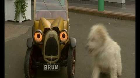 Brum And The Knicker Rescue- Bags Of Gags Series