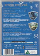 Snow Thieves DVD Rear