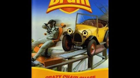 Brum Crazy Chair Chase And Other Stories (Australian DVD)