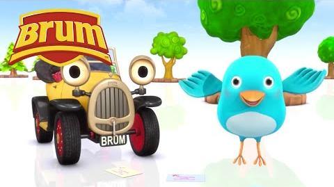 ★ Brum ★ Brum Delivers the Post - - KIDS SHOW FULL EPISODE