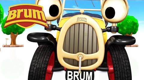 ★Brum★ Brum and the Big Band - KIDS SHOW FULL EPISODE